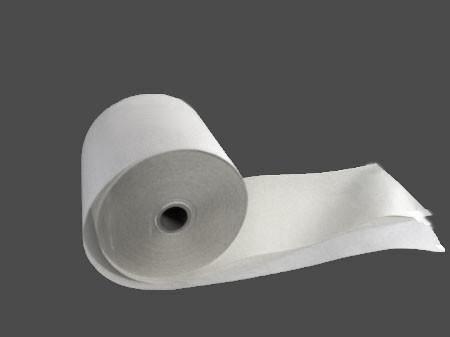 Bonrollen 76mm x 25m x 12mm - 100 Stück - weiß-weiß mit Durchschlag